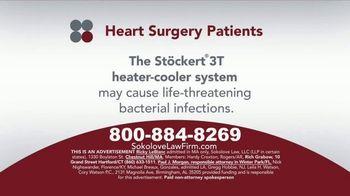 Sokolove Law TV Spot, 'Heart Surgery Patients' - Thumbnail 2