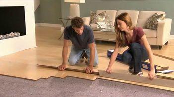 Lumber Liquidators TV Spot, 'Spring Flooring Project' - Thumbnail 1