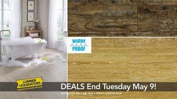 Lumber Liquidators TV Spot, 'Spring Flooring Project' - Thumbnail 3