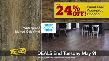 Lumber Liquidators TV Spot, 'Spring Flooring Project' - Thumbnail 4