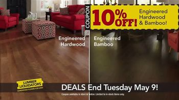 Lumber Liquidators TV Spot, 'Spring Flooring Project' - Thumbnail 6