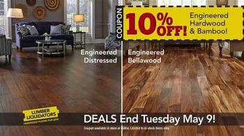 Lumber Liquidators TV Spot, 'Spring Flooring Project' - Thumbnail 8