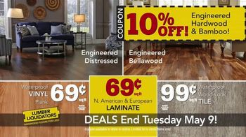 Lumber Liquidators TV Spot, 'Spring Flooring Project' - Thumbnail 9