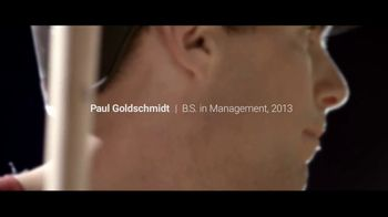 University of Phoenix TV Spot, 'Paul Goldschmidt' - Thumbnail 7