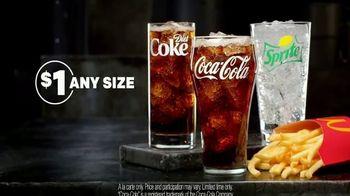 McDonald's $1 Any Size Soft Drink TV Spot, 'Break' - Thumbnail 10