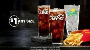 McDonald's $1 Any Size Soft Drink TV Spot, 'Break' - Thumbnail 9