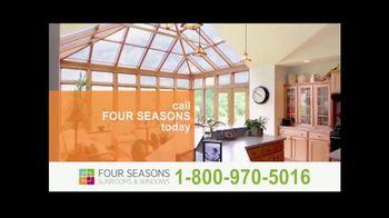 Four Seasons Sunrooms TV Spot, 'Time for the Seasons'