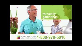 Four Seasons Sunrooms TV Spot, 'Time for the Seasons' - Thumbnail 1