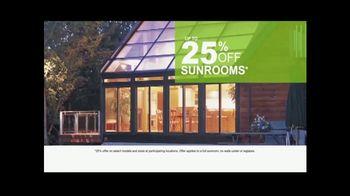 Four Seasons Sunrooms TV Spot, 'Time for the Seasons' - Thumbnail 4