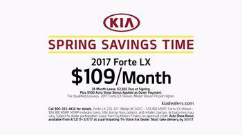 Kia Spring Savings Time TV Spot, 'Avoid Danger' [T2] - Thumbnail 8