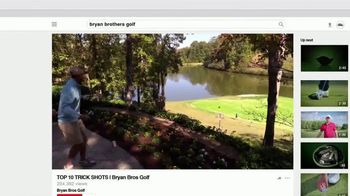Callaway Chrome Soft TV Spot, 'Trick Shot' Featuring Wesley Bryan - Thumbnail 4