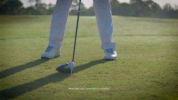 Callaway Chrome Soft TV Spot, 'Trick Shot' Featuring Wesley Bryan - Thumbnail 5