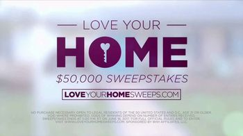 2017 Love Your Home Sweepstakes TV Spot, 'HGTV: At First Look' - Thumbnail 8