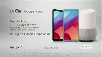 LG G6 TV Spot, 'Dynamic: Verizon Offer' Song by Etta James - Thumbnail 9