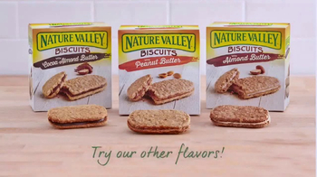 Nature Valley Almond Butter Biscuit Sandwiches TV Spot, 'Greatness' - Thumbnail 7
