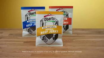 Oberto Beef Jerky TV Spot, 'Gronk's Playing Shuffleboard Again' - Thumbnail 6