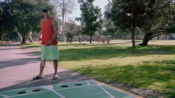 Oberto Beef Jerky TV Spot, 'Gronk's Playing Shuffleboard Again' - Thumbnail 2