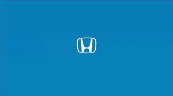 Honda Dream Garage Sales Event TV Spot, 'Road Trip' [T2] - Thumbnail 1