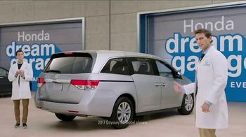 Honda Dream Garage Sales Event TV Spot, 'Road Trip' [T2] - Thumbnail 3