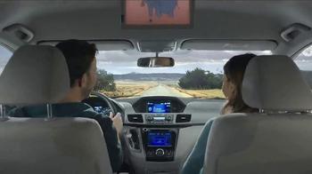 Honda Dream Garage Sales Event TV Spot, 'Road Trip' [T2] - Thumbnail 5