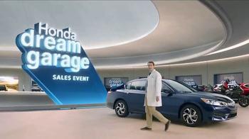 Honda Dream Garage Sales Event TV Spot, 'Road Trip' [T2] - Thumbnail 6