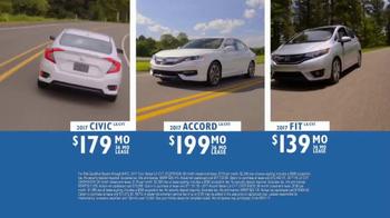 Honda Dream Garage Sales Event TV Spot, 'Don't Miss This' [T2] - Thumbnail 6