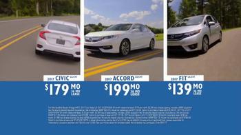 Honda Dream Garage Sales Event TV Spot, 'Don't Miss This' [T2] - Thumbnail 7