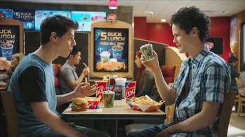 Dairy Queen $5 Buck Lunch TV Spot, 'Guardians of the Galaxy: Upgrade'