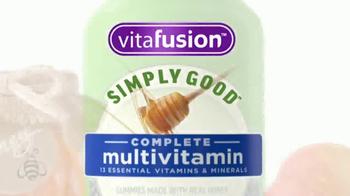 VitaFusion Simply Good TV Spot, 'Irresistible' - Thumbnail 3