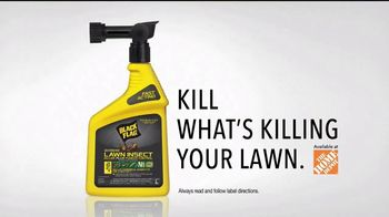 Black Flag Extreme Lawn Insect Killer TV Spot, 'Not a Thing' - Thumbnail 9