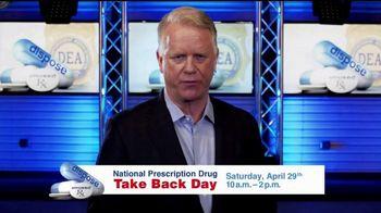 DEA TV Spot, '2017 National Prescription Drug Take Back Day' - Thumbnail 3
