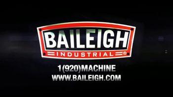 Baileigh Industrial TV Spot, 'National Commercial #11' - Thumbnail 7