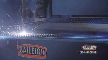 Baileigh Industrial TV Spot, 'National Commercial #11' - Thumbnail 2