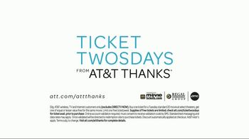 AT&T Ticket Twosdays TV Spot, 'Sentimental Friend' - Thumbnail 8
