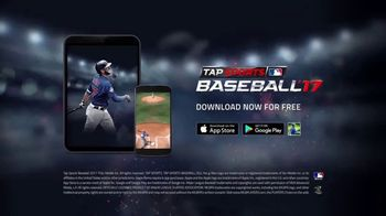 MLB Tap Sports Baseball 2017 TV Spot, 'Time Out' Featuring Kris Bryant - Thumbnail 6