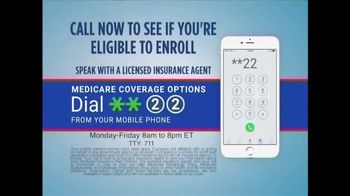 Medicare Coverage Helpline TV Spot, 'Extra Medicare Benefits' - Thumbnail 7