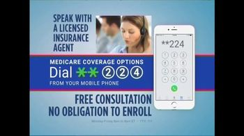 Medicare Coverage Helpline TV Spot, 'Extra Medicare Benefits' - Thumbnail 2