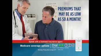 Medicare Coverage Helpline TV Spot, 'Extra Medicare Benefits' - Thumbnail 6