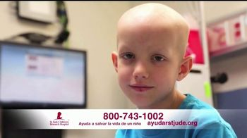 St. Jude Children\'s Hospital TV Spot, \'Nunca reciben una factura\' [Spanish]