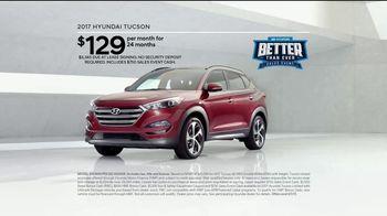 Hyundai Better Than Ever Sales Event TV Spot, 'Twice as Long' [T2] - Thumbnail 7