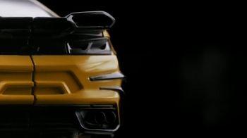Transformers: The Last Knight Figure TV Spot, 'Night Armor Turbo Bumblebee' - Thumbnail 1