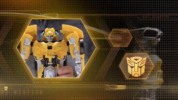 Transformers: The Last Knight Figure TV Spot, 'Night Armor Turbo Bumblebee' - Thumbnail 5
