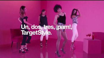 Target TV Spot, 'Bailemos, TargetStyle' canción de DJ Afro [Spanish] - 599 commercial airings