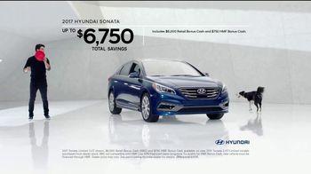 Hyundai Better Than Ever Sales Event TV Spot, '2017 Sonata: Agreed' [T2] - Thumbnail 3
