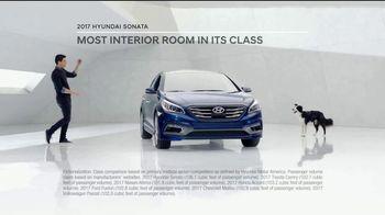 Hyundai Better Than Ever Sales Event TV Spot, '2017 Sonata: Agreed' [T2] - Thumbnail 4