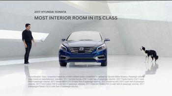 Hyundai Better Than Ever Sales Event TV Spot, '2017 Sonata: Agreed' [T2] - Thumbnail 5