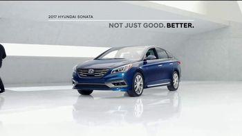 Hyundai Better Than Ever Sales Event TV Spot, '2017 Sonata: Agreed' [T2] - Thumbnail 7