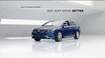 Hyundai Better Than Ever Sales Event TV Spot, '2017 Sonata: Agreed' [T2] - Thumbnail 8