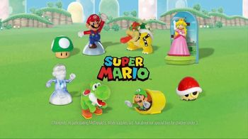 McDonald's Happy Meal TV Spot, 'Super Mario Friends' - Thumbnail 4