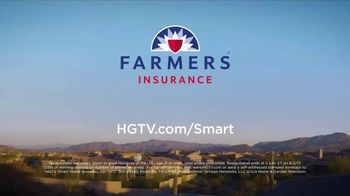 2017 HGTV Smart Home Giveaway TV Spot, 'Farmers Insurance: Smart Home' - Thumbnail 9